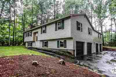 Merrimack Multi Family Home For Sale: 5 Northwood Drive