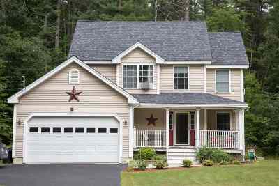 Hopkinton Single Family Home For Sale: 135 Dolly Road