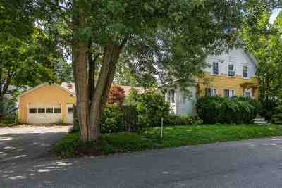 Kittery Single Family Home Active Under Contract: 9 Dame Street