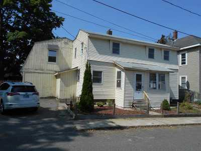 Nashua Single Family Home Active Under Contract: 14 5th Street