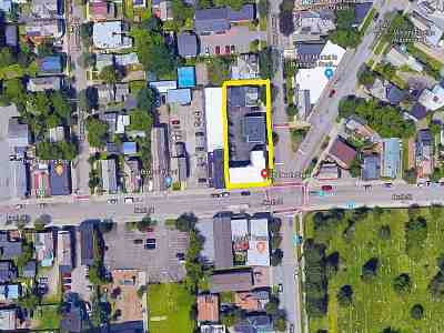 Chittenden County Multi Family Home For Sale: 200 North Street & 161-167 Elmwood Avenue