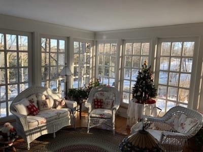Hillsborough Single Family Home For Sale: 6 Gleason Falls Road