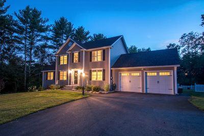 Goffstown Single Family Home For Sale: 261 E Dunbarton Road