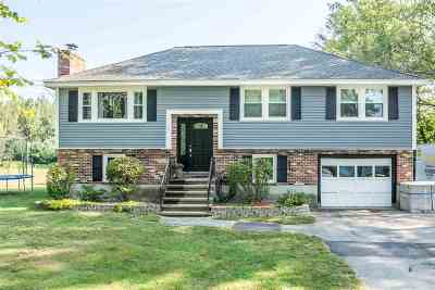 Pelham Single Family Home Active Under Contract: 2 Sawmill Road