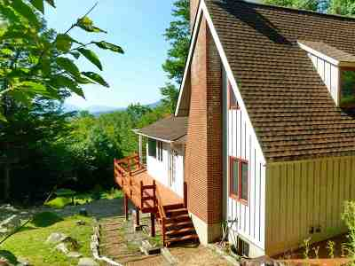 Franconia Single Family Home For Sale: 438 Wallace Hill Road