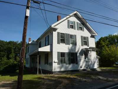 Somersworth Multi Family Home For Sale: 61 Winter Street