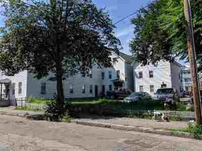 Manchester Multi Family Home Active Under Contract: 194-202 Auburn Street