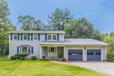 Litchfield Single Family Home For Sale: 1 Jeff Lane