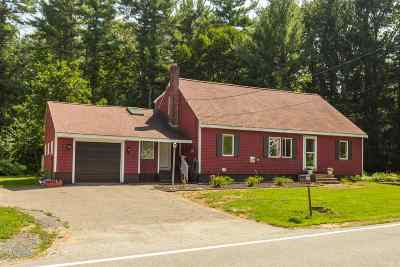 Exeter Single Family Home For Sale: 21 Ashbrook Road