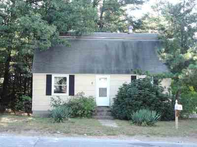 Amherst Single Family Home Active Under Contract: 2 N Hollis Road