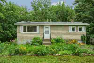 Windham Single Family Home Active Under Contract: 201 Range Road