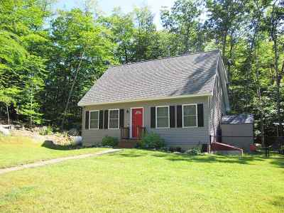 Nottingham Single Family Home For Sale: 222 Old Turnpike Road