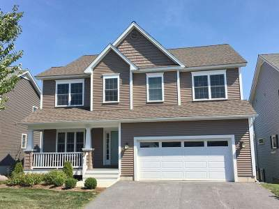 South Burlington Single Family Home Active Under Contract: 89 Sommerfield Avenue