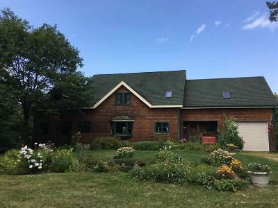 Belknap County Single Family Home For Sale: 234 Carter Mtn Road
