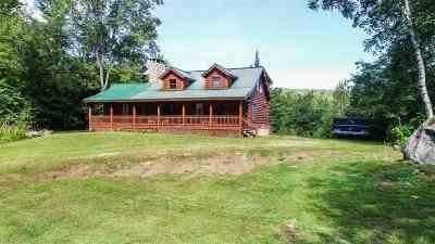 Ellsworth Single Family Home For Sale: 188 Ellsworth Pond Road