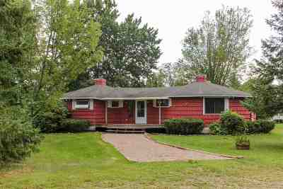 Waterbury Single Family Home For Sale: 1450 Shaw Mansion Road