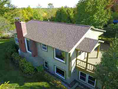 North Hero Single Family Home For Sale: 1396 Pelots Point Road #B