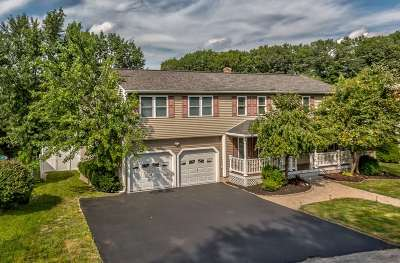 Manchester Single Family Home Active Under Contract: 274 Patricia Lane
