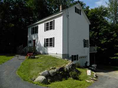 Alton Single Family Home For Sale: 40 Frohock Brook Road
