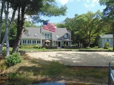 Moultonborough Single Family Home For Sale: 101 Hanson Drive