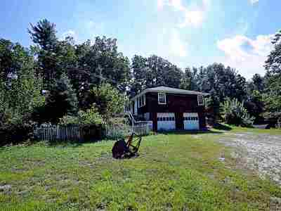 Merrimack Single Family Home For Sale: 107 Turkey Hill Road