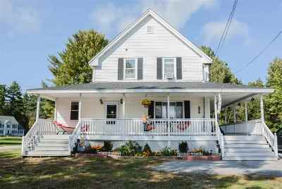 Salem Single Family Home For Sale: 10 Brady Avenue