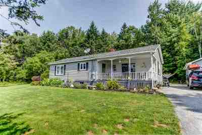 Whitefield Single Family Home Active Under Contract: 37 Holly Heights Street