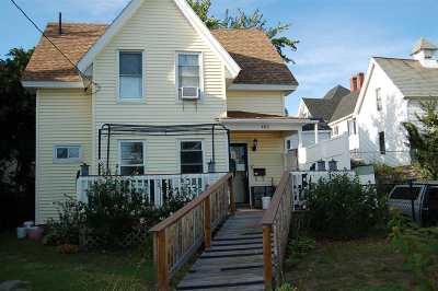 Manchester Single Family Home For Sale: 402 Manchester Street