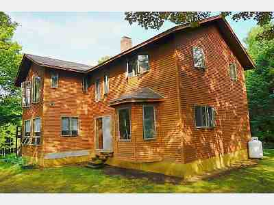 Berkshire, Montgomery, Richford Single Family Home For Sale: 414 Noble Hill Road