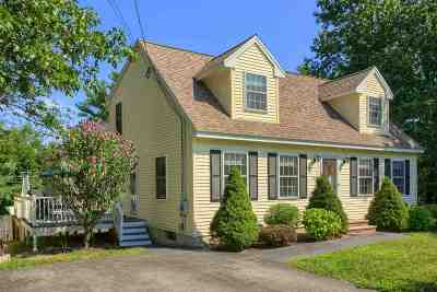 Salem Single Family Home For Sale: 23 Henry Taylor Street