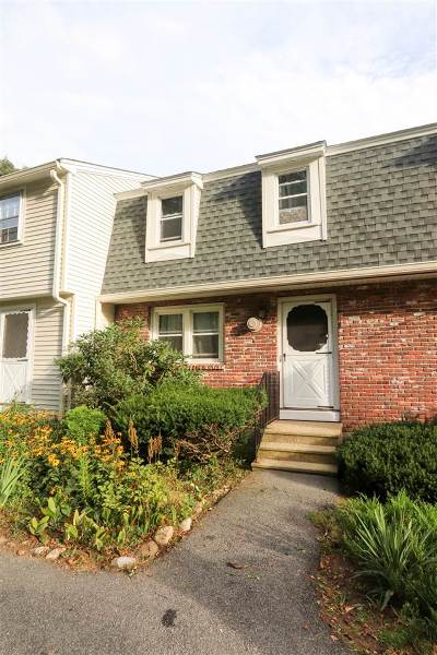 Londonderry Condo/Townhouse Active Under Contract: 19 Olde Country Village Road