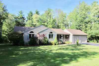Laconia Single Family Home Active Under Contract: 15 Janna Way