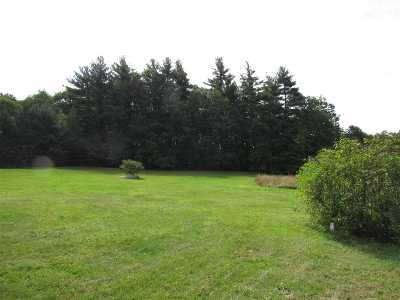 Henniker Residential Lots & Land For Sale: Lot 279-J Foster Hill Road