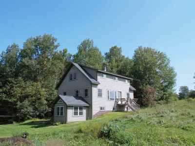 Hardwick Single Family Home Active Under Contract: 742 Brown Farm Road