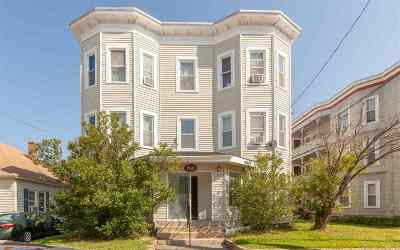 Manchester Multi Family Home Active Under Contract: 750 Somerville Street