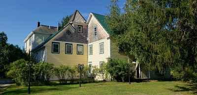 Auburn Single Family Home For Sale: 34 Bunker Hill Road