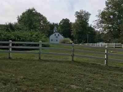 Carroll County Single Family Home For Sale: 125 N Wakefield Road