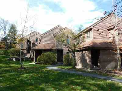 Waterville Valley Condo/Townhouse For Sale: 29 Forest Rim Way #K2