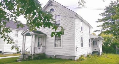 Rutland, Rutland City Single Family Home For Sale: 70 Cleveland Avenue