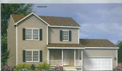 Grand Isle Single Family Home For Sale: 8-A Adams School Street #Lot# 2
