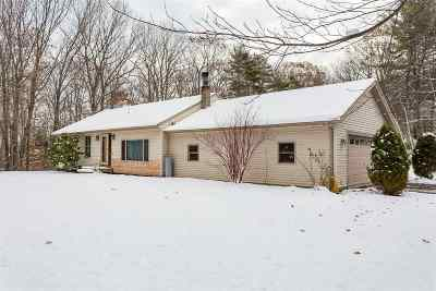 Strafford County Single Family Home For Sale: 13 Colcord Road