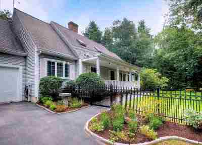 Strafford County Single Family Home For Sale: 35 Reyners Brook Drive