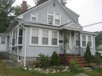 Manchester Single Family Home For Sale: 832 Page Street