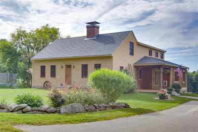 Belknap County Single Family Home For Sale: 166 Griffin Road