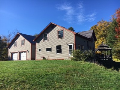 Wolcott Single Family Home For Sale: 559 Town Hill Road