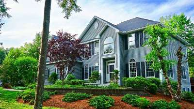 Amherst Single Family Home For Sale: 6 Monticello Drive