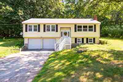 Derry Single Family Home Active Under Contract: 20 Schurman Drive