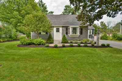 Rochester Single Family Home For Sale: 256 Chesley Hill Road