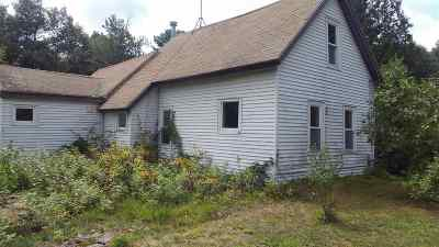 Concord Single Family Home Active Under Contract: 18 Sanborn Road