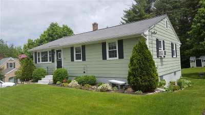 Manchester Single Family Home For Sale: 1005 Goffstown Road